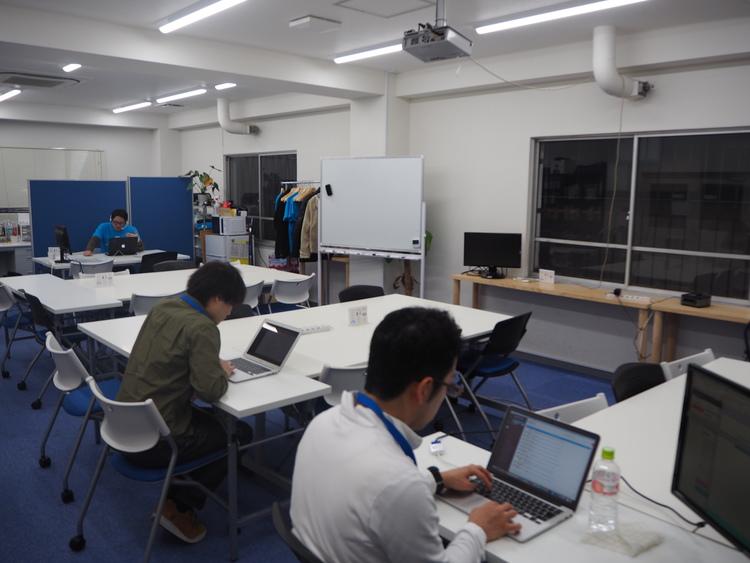 DIVE INTO CODE 東京校7