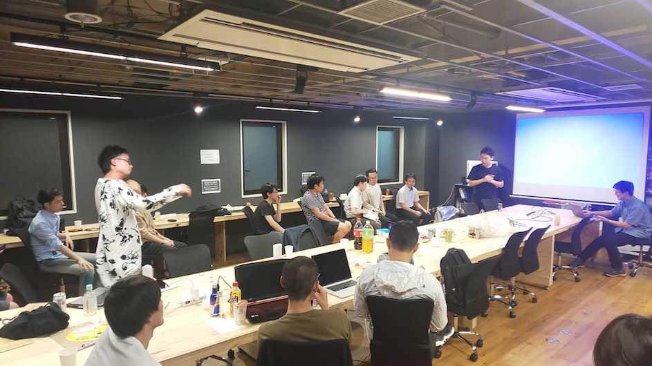 tech boost(テックブースト)渋谷教室9